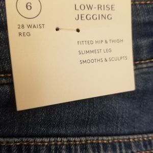 Universal Thread Jeans - Low rise jeggings